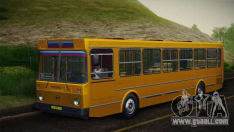 LIAZ 5256.00 Skin-Pack 5 for GTA San Andreas right view