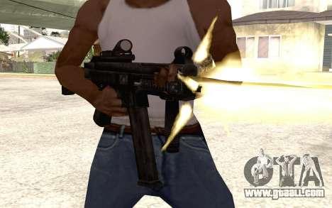 UMP 45 for GTA San Andreas