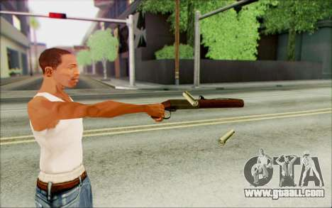 Shotgun EMSSS-12 for GTA San Andreas third screenshot