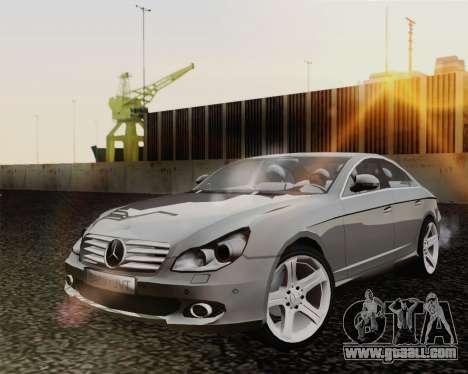 Mercedes-Benz CLS500 for GTA San Andreas