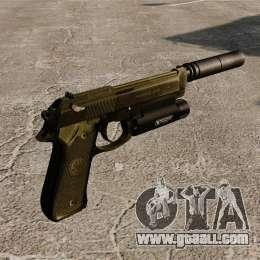 how to put suppressor on cs go
