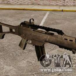 G36c Assault Rifle – Arpf
