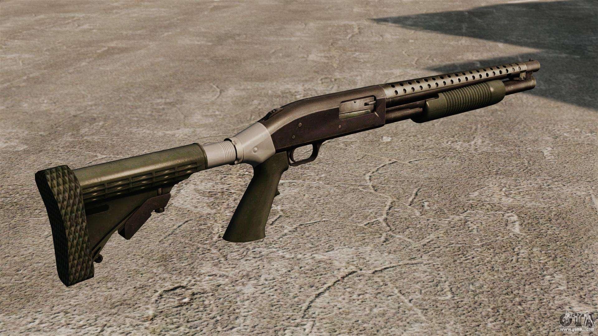 how to start new shotgun