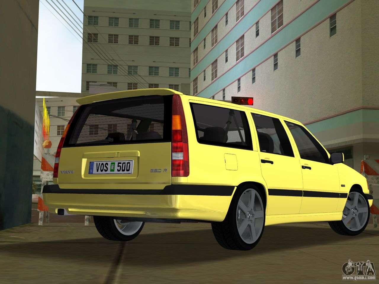 Volvo 850 R Estate for GTA Vice City