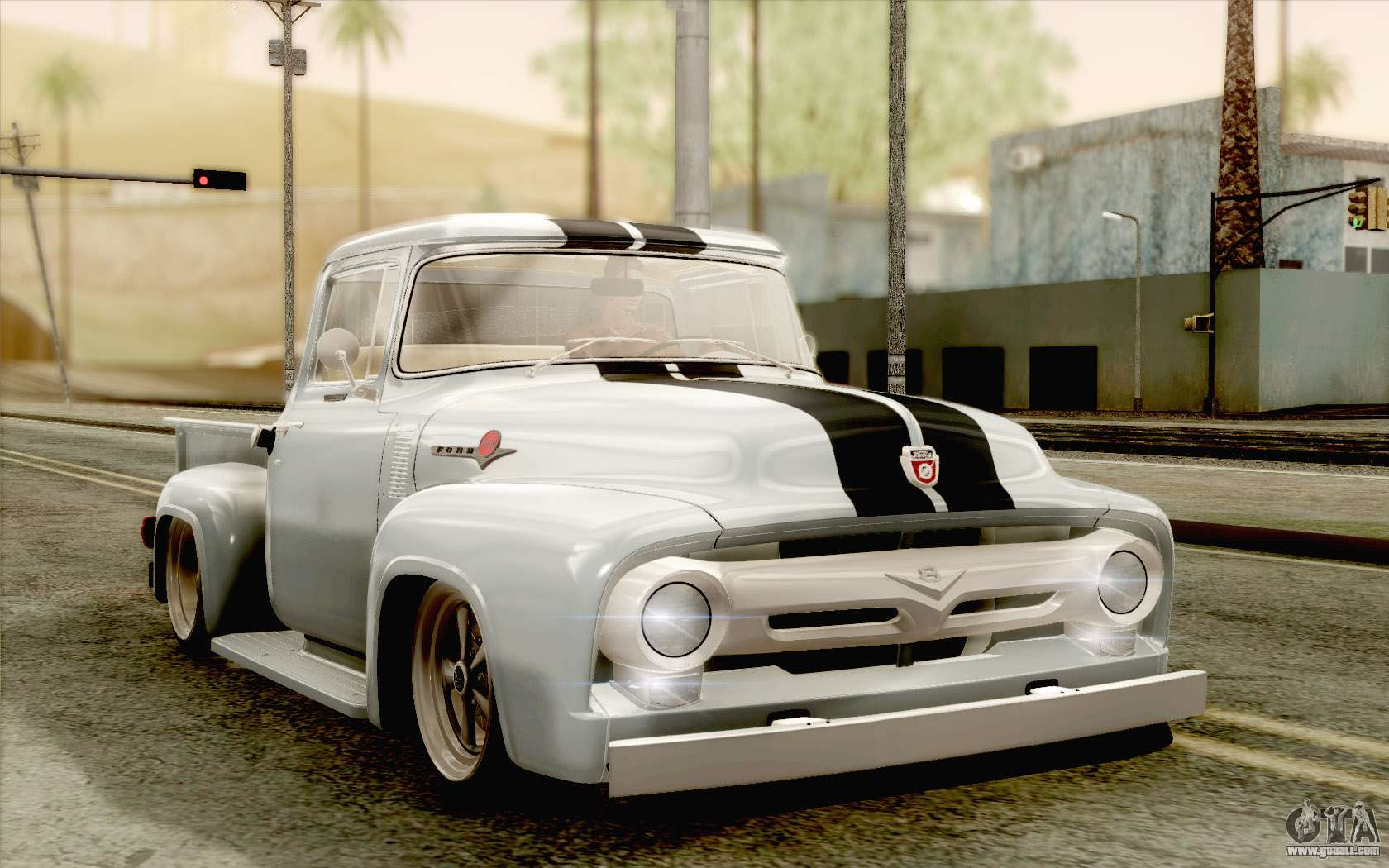 Ford For Gta San Andreas Page 35 1949 F1 Pickup Car Tuning Pictures F100 1956 Cars