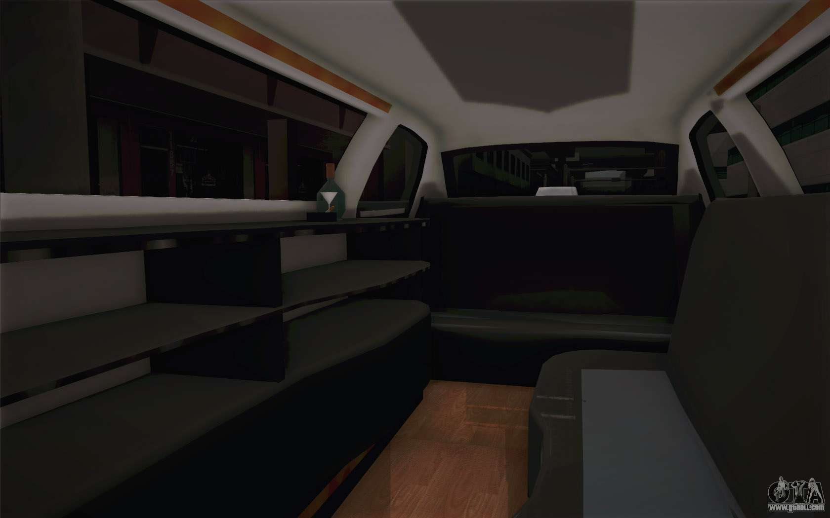 chrysler 300c limo 2007 for gta san andreas. Black Bedroom Furniture Sets. Home Design Ideas