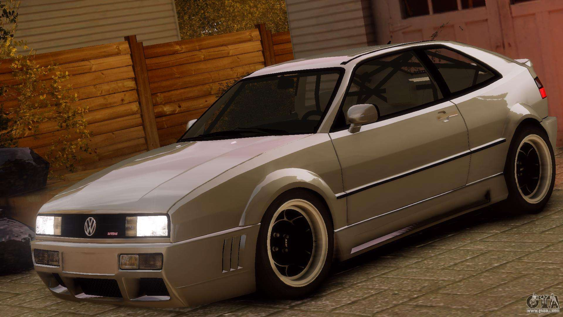 volkswagen corrado vr6 1995 for gta 4. Black Bedroom Furniture Sets. Home Design Ideas