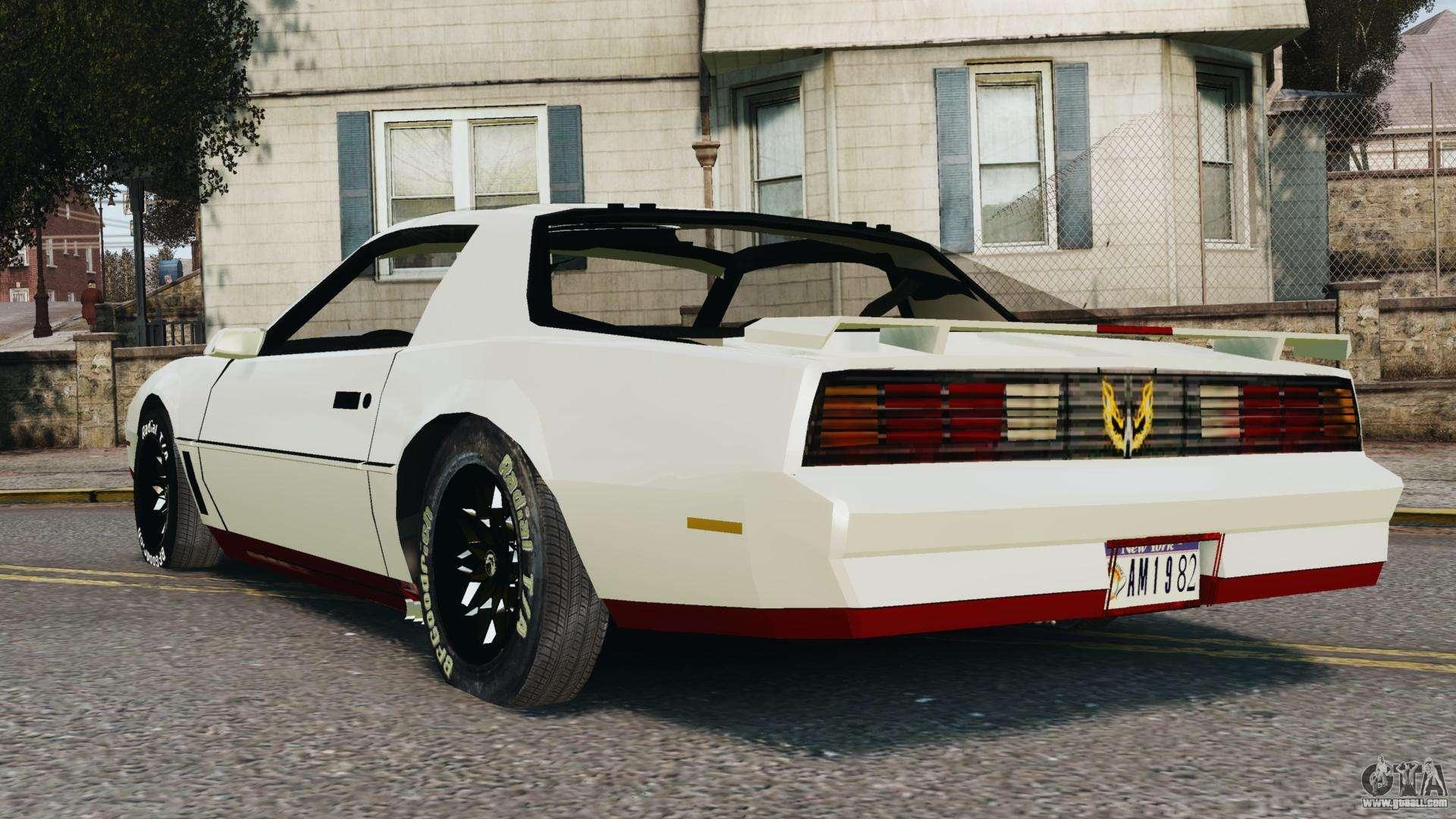Pontiac Trans Am 1982 Beta V0 1 For Gta 4