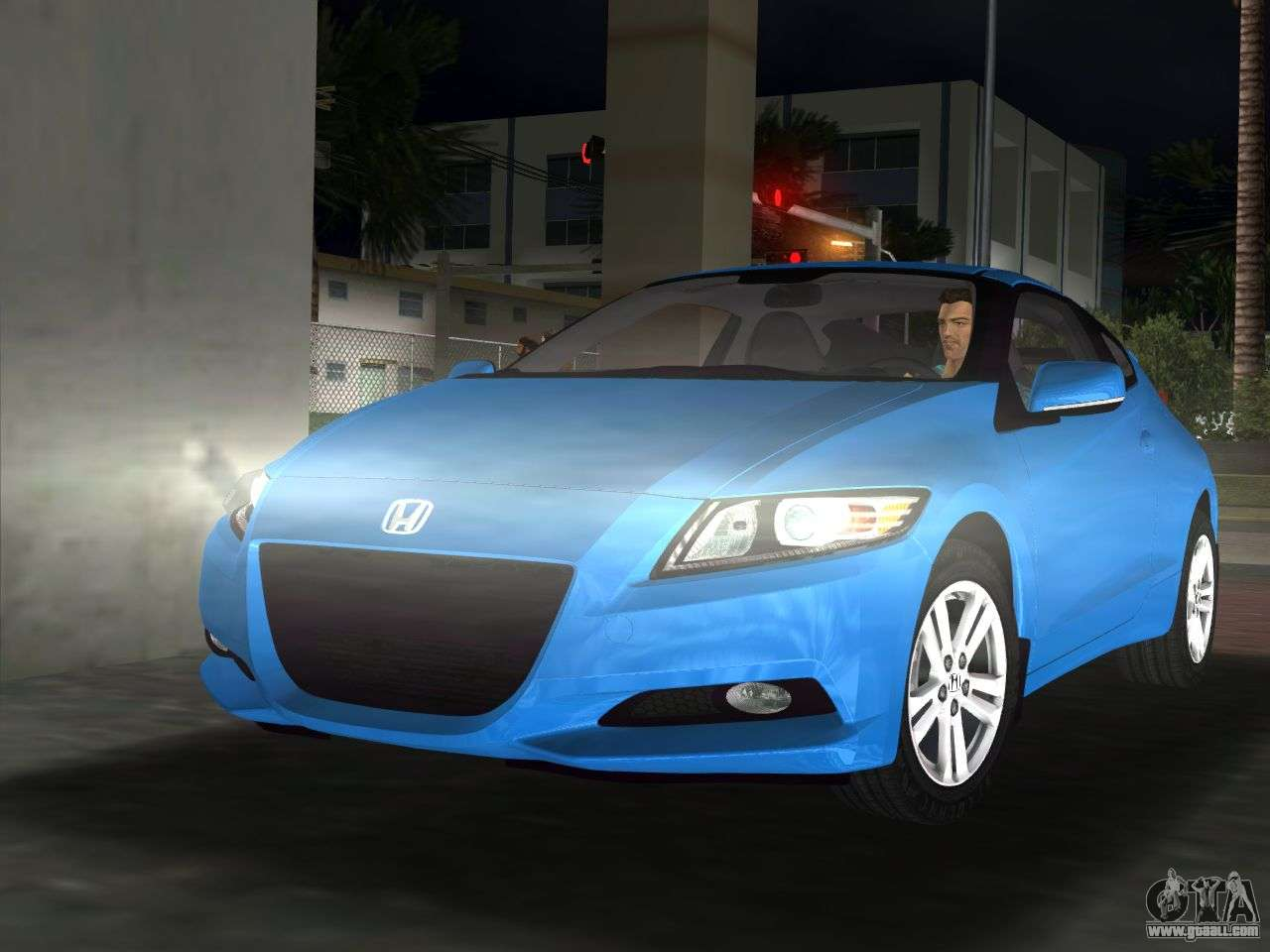 Honda For Gta Vice City
