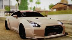 Nissan GT-R Liberty Walk for GTA San Andreas