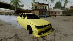 VAZ 2110 v2 for GTA San Andreas