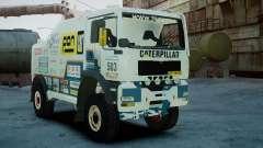 MAN TGA GINAF Dakar Race Truck