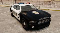 GTA V Buffalo Police for GTA 4