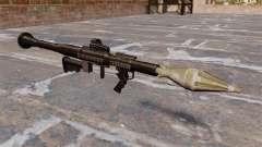 Anti-tank grenade launcher Airtronic USA21 for GTA 4
