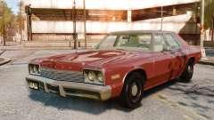 Dodge Monaco 1974 for GTA 4