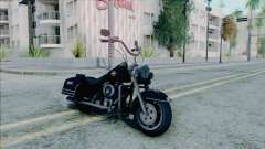Harley Davidson Road King for GTA San Andreas