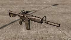 CAR-15 M4 carbine for GTA 4