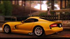 SRT Viper Autovista for GTA San Andreas