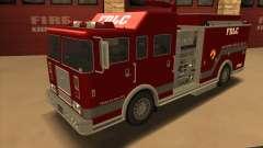 Firetruck HD from GTA 3 for GTA San Andreas