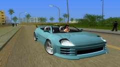 Mitsubishi Eclipse GT 2001 for GTA Vice City