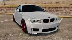 BMW 1 M 2011 for GTA 4
