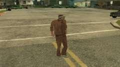 Skin Kelly from GTA Vice City Beta for GTA San Andreas