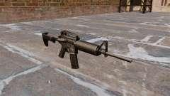 Semi-automatic AR-15 rifle