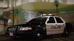 Ford Crown Victoria 2005 Police