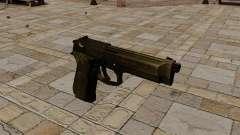 Beretta 92 semi-automatic pistol