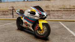 Ducati 848 Martini for GTA 4