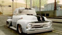 Ford F100 1956 for GTA San Andreas