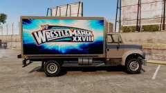 Stars of wrestling at Yankee