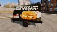 New billboards on wheels