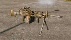 Light machine gun Mk 48