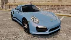 Porsche 911 Turbo 2014 [EPM] KW iSuspension