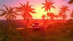 Sun effects for GTA Vice City
