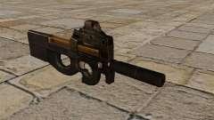 P90 submachine gun new