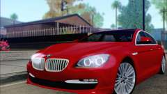 BMW 6 Gran Coupe v1.0