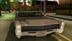 Cadillac Deville Lowrider 1967 for GTA San Andreas