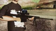 Barrett M82 for GTA San Andreas