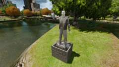 Statue Of Claude Aids for GTA 4