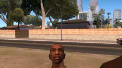 The camera in GTA V for GTA San Andreas
