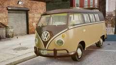 Volkswagen Transporter 1962