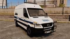 Mercedes-Benz Sprinter 2500 Prisoner Transport for GTA 4