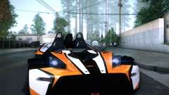 KTM Xbow R for GTA San Andreas