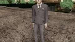 John Kennedy for GTA San Andreas