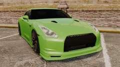 Nissan GT-R SpecV 2010