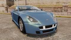 GTA V Rapid GT for GTA 4