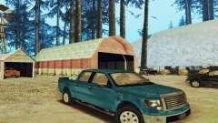Ford F150 XLT Supercrew Trim for GTA San Andreas