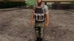 Mercenary of Far Cry 3 for GTA San Andreas